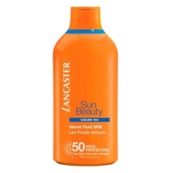 Lancaster Sun Beauty Velvet Fluid Milk SPF50 400 ml
