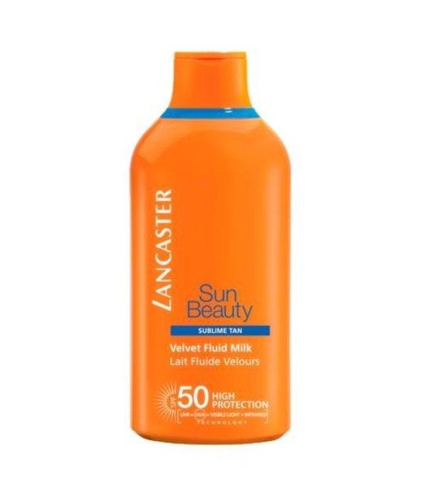 Lancaster Lancaster Sun Beauty Velvet Fluid Milk SPF50 400 ml