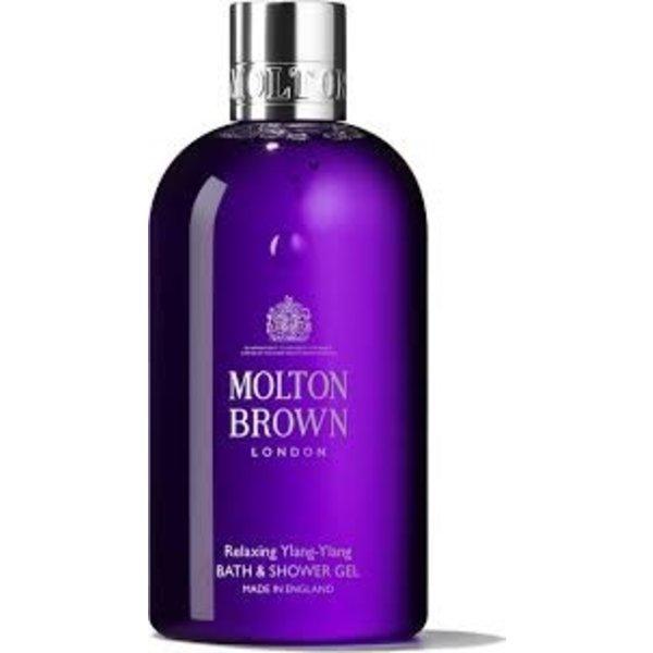 M. Brown Relaxing Ylang Ylang Bath & Shower Gel 300 ml