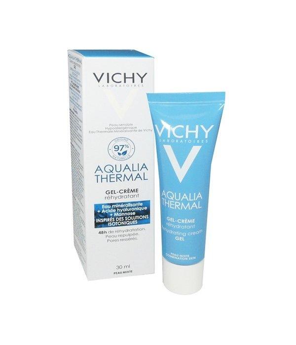 Vichy Aqualia Thermal Light Rehydrating Cream 30 ml