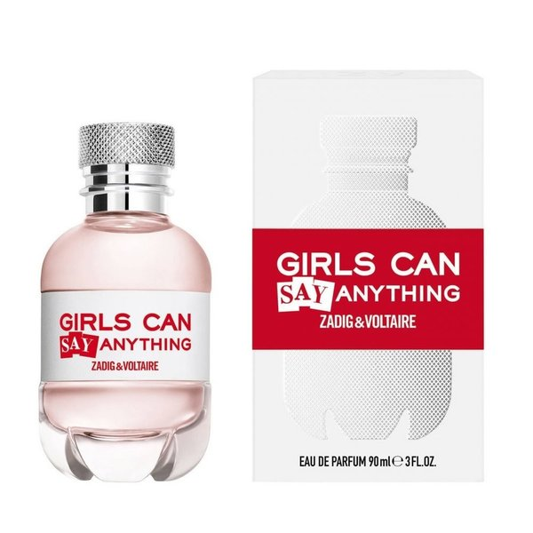 Zadig & Voltaire Girls Can Say Anything Edp Spray 50 ml