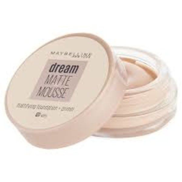 Maybelline Dream Matte Mousse Foundation 18 ml