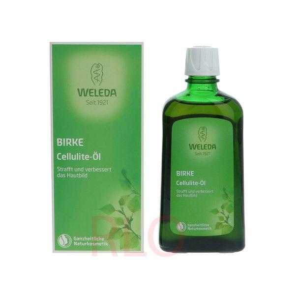 Weleda Birch Cellulite Oil 200 ml