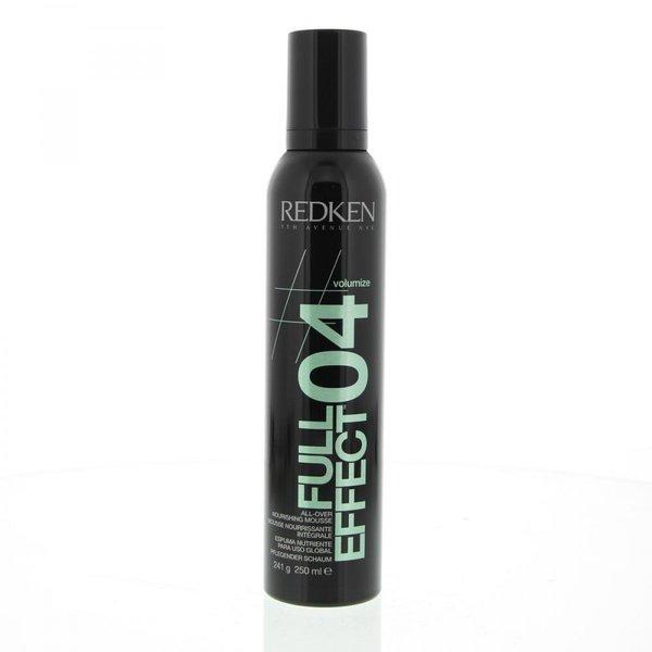 Redken 04 - Full Effect All-Over Nourishing Mousse 250 ml