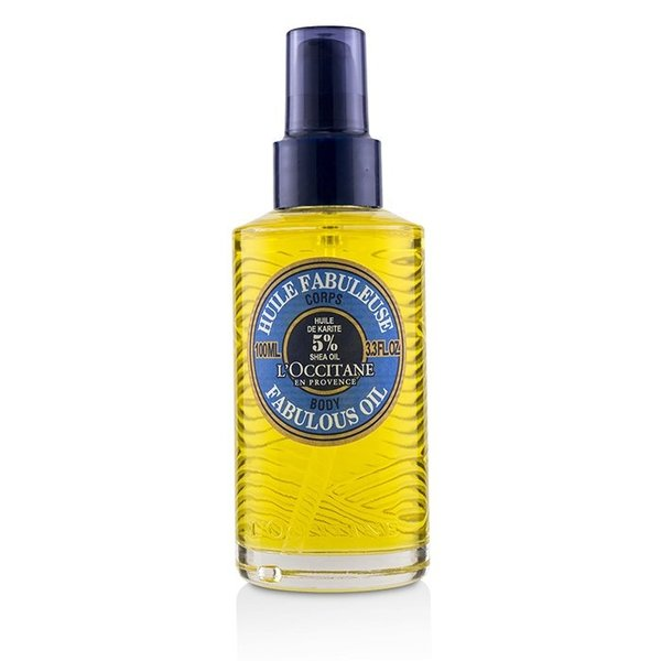 L'Occitane Body Shower Gel Oil 100 ml
