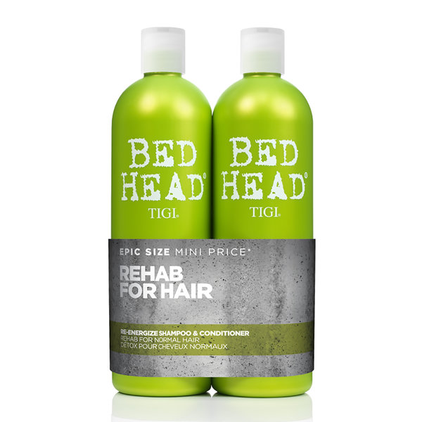 Tigi Bed Head Re-Energize Tween Set 1500 ml