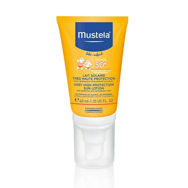 Mustela Very High Protection Sun Lotion Spf50+ 40 ml