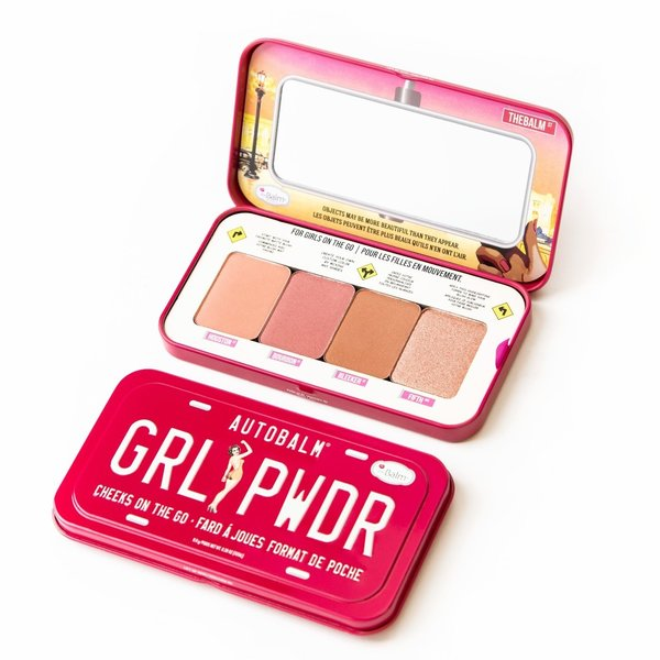 The Balm Autobalm Blush Palette 8 gr