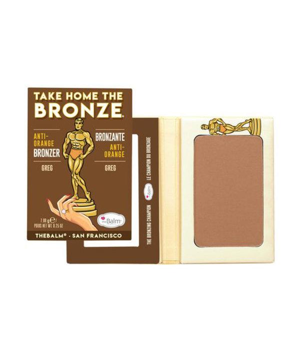 The Balm Take Home the Bronze Bronzer 7 gr
