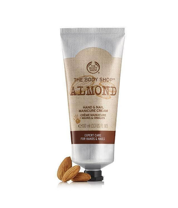The Body Shop The Body Shop Hand & Nail Cream Almond 100 ml