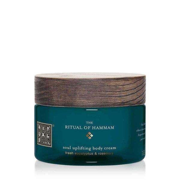 Rituals Hammam Soul Uplifting Body Cream Fresh Eucalyptus & Rosemary 220 ml