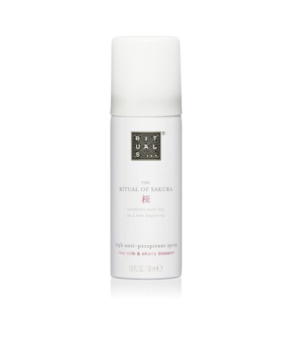 Rituals The Ritual Of Sakura 24h Anti-Perspirant  Spray 50 ml