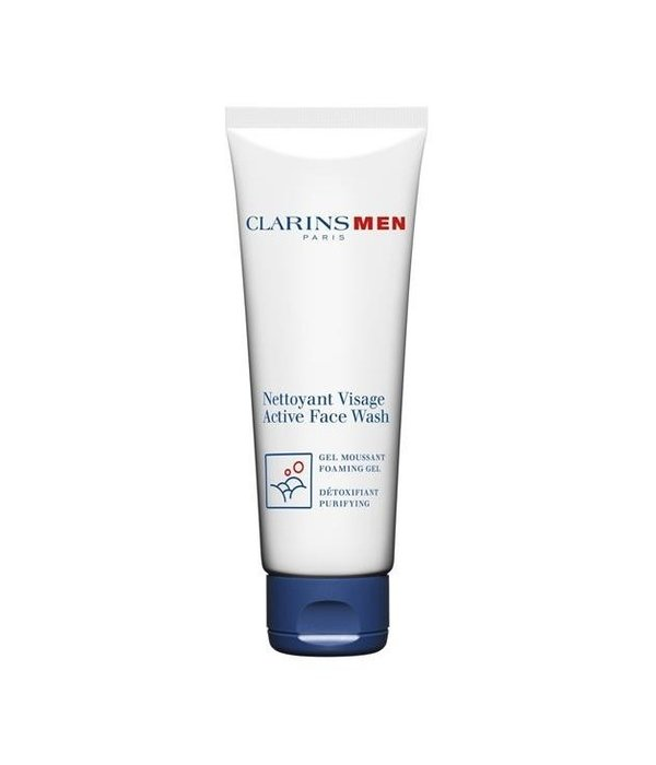 CLARINS Clarins Men Face Wash Foam Gel 125 ml