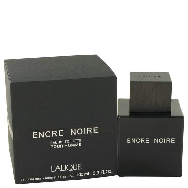 Lalique Encre Noir Men eau de toilette spray 100 ml