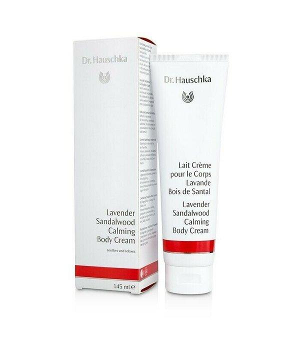 Dr. Hauschka Lavender Sandalwood Calming Body Cream  145 ml
