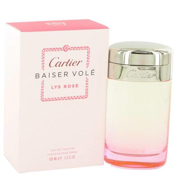 Cartier Baiser Vole Lyse Rose - Eau de toilette - 100 ml