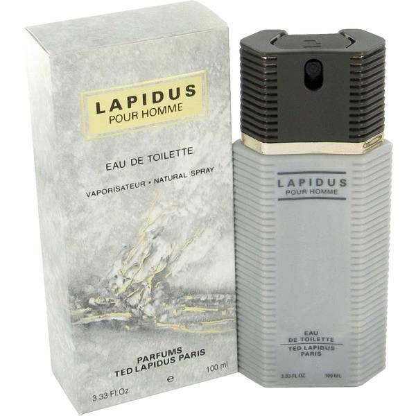 Ted Lapidus Men eau de toilette spray 100 ml