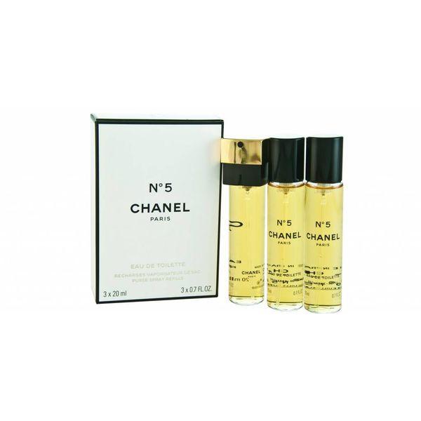 Chanel No.5 for Women - 3 delig - Geschenkset