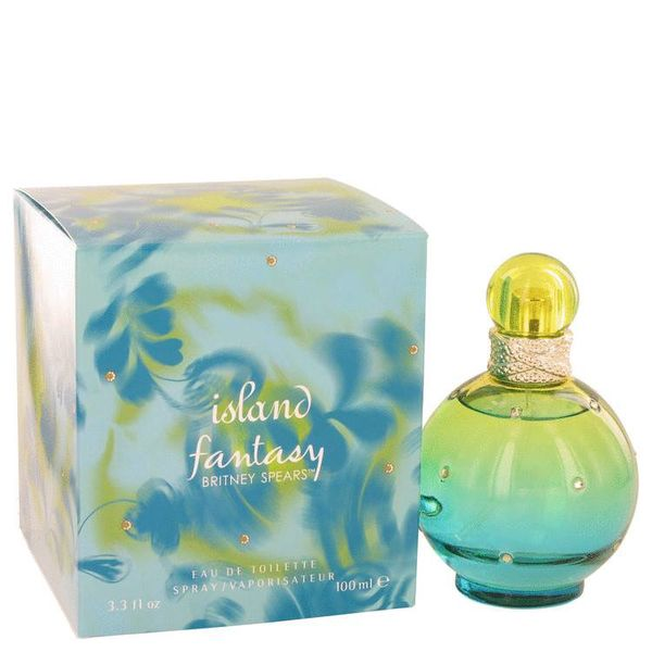 Britney Spears Island Fantasy - 100 ml - Eau de toilette
