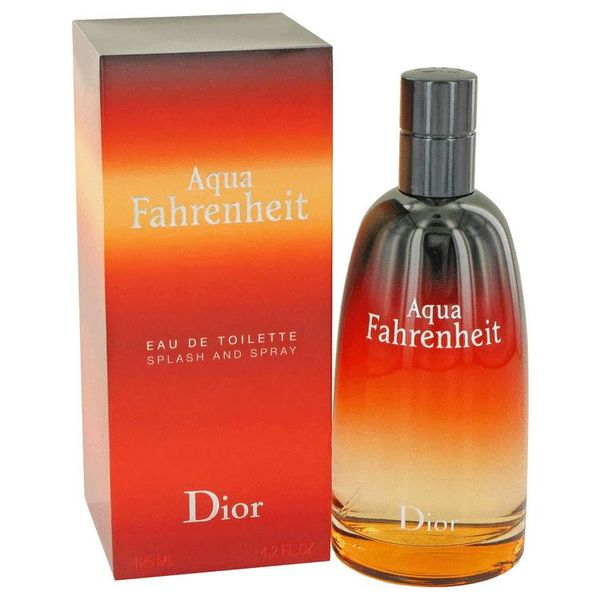 Christian Dior Fahrenheit Aqua Men EDT 125 ml