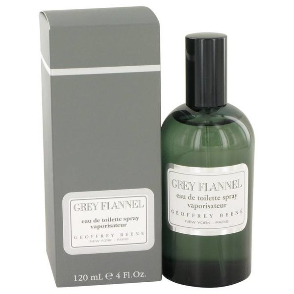Geoffrey Beene Grey Flannel Men eau de toilette spray 120 ml