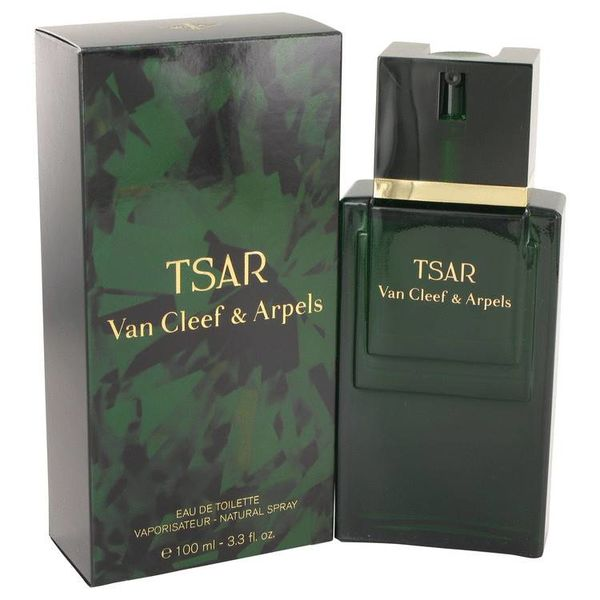 Van Cleef & Arpels Tsar Men EDT 50 ml