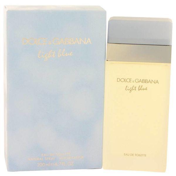 Dolce & Gabbana Light Blue - 200 ml - Eau de toilette