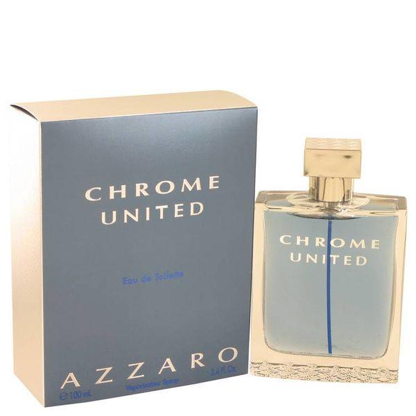 Azzaro Chrome United Men eau de toilette spray 100 ml