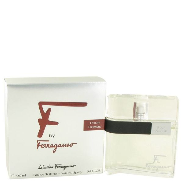 Salvatore Ferragamo F Men eau de toilette spray 100 ml