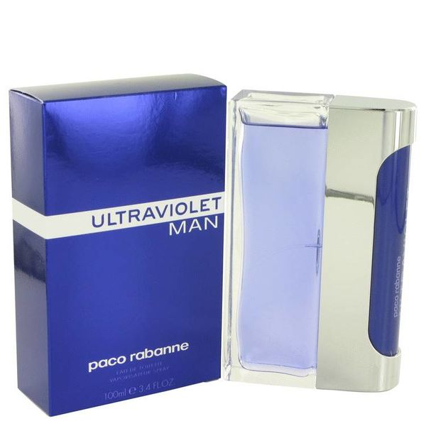 Paco Rabanne Ultraviolet Men eau de toilette spray 100 ml