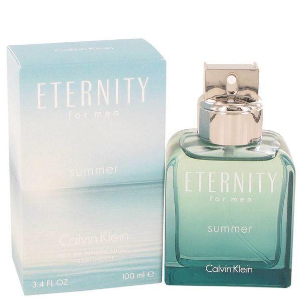 Calvin Klein Eternity Summer Edt Spray 100 ml (Edition 2012)