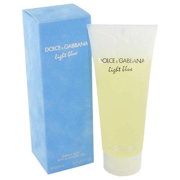 Dolce & Gabbana Light Blue shower gel 200ml