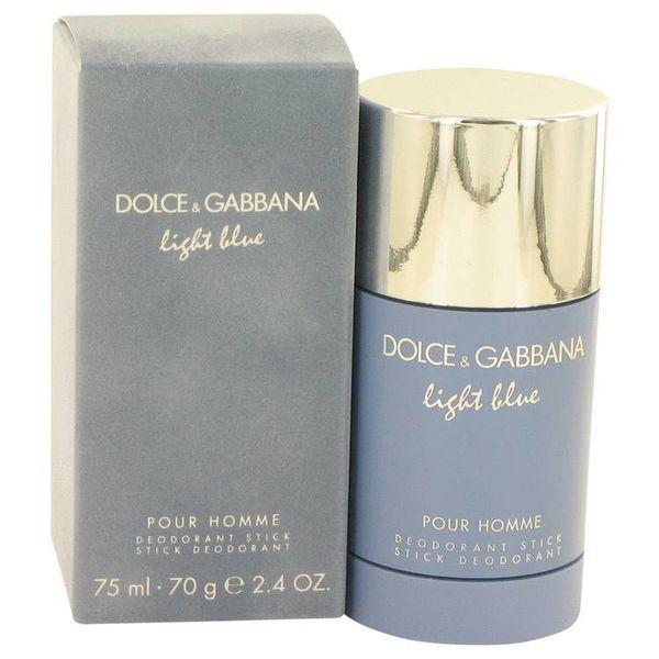 Dolce & Gabbana Light Blue pour Homme deodorant stick 75 ml