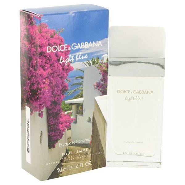 Dolce & Gabbana Light Blue Escape to Panarea Pour Femme - 50 ml - Eau de Toilette