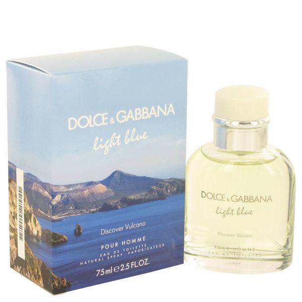 Dolce & Gabbana Light Blue Discover Vulcano - 75 ml - Eau de Toilette
