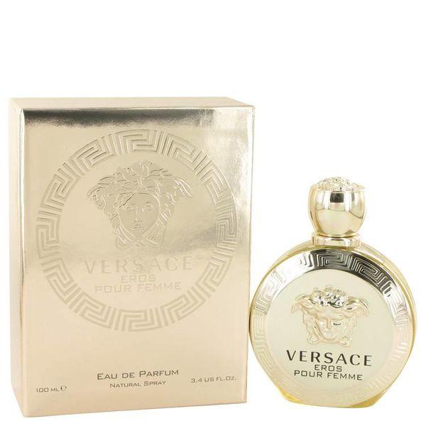 Versace Eros Pour Femme 100 ml Eau de Parfum Spray