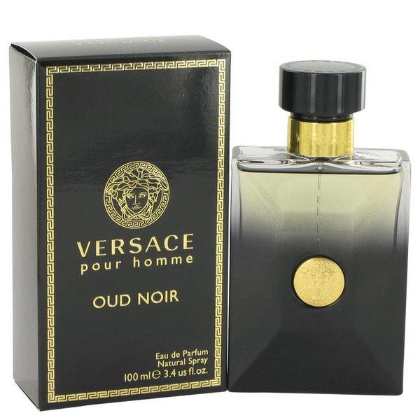 Versace Pour Homme Oud Noir - 100 ml - Eau de Parfum