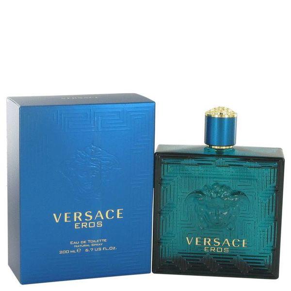 Versace Eros Edt Spray 200 ml