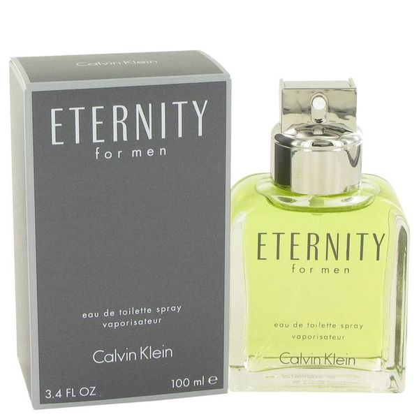 Calvin Klein Eternity man Eau de Toilette (EDT) 100ml Spray