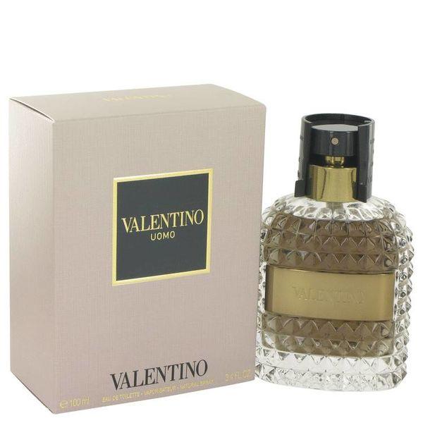 Valentino Uomo Eau de Toilette Spray 50 ml
