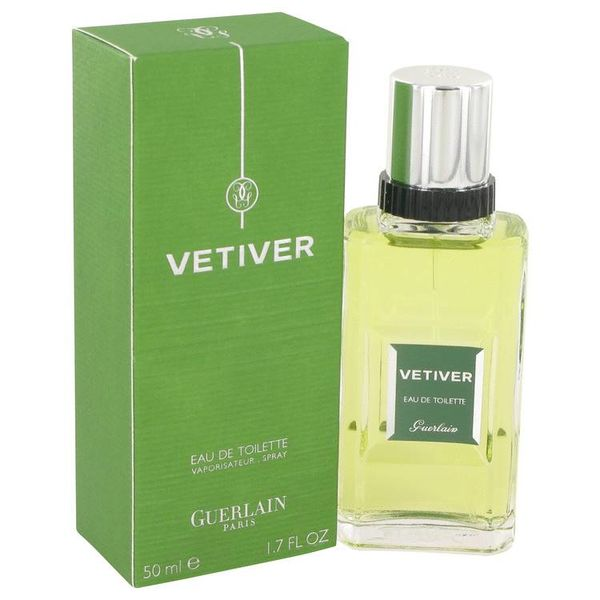 Guerlain Vetiver 50 ml Eau de Toilette Spray