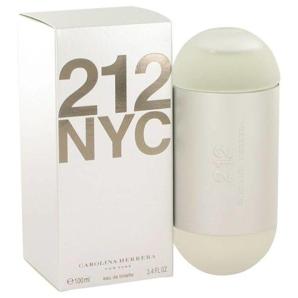 Herrera 212 Woman eau de toilette spray 100 ml