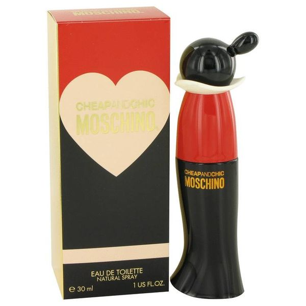 Moschino Cheap & Chic Woman eau de toilette spray 30 ml