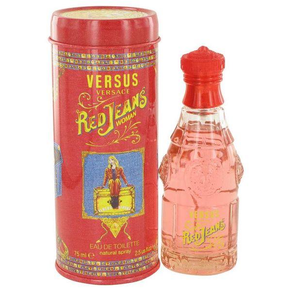 Versace Red Jeans Woman eau de toilette 75 ml