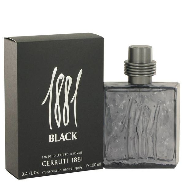 Cerruti 1881 Black Men eau de toilette spray 100 ml