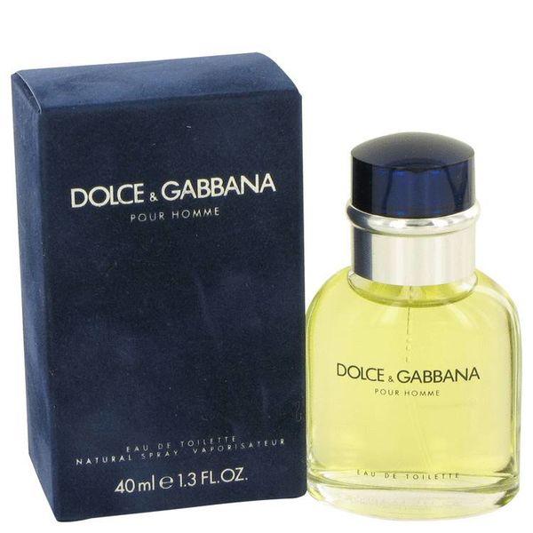 Dolce & Gabbana Pour Homme eau de toilette spray 40 ml