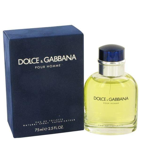 Dolce & Gabbana Pour Homme eau de toilette spray 75 ml