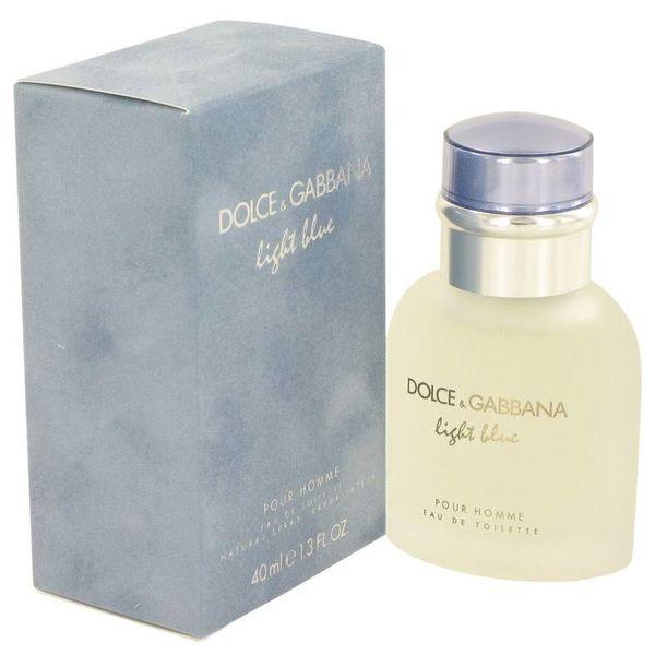 Dolce & Gabbana Light Blue pour Homme eau de toilette spray 40 ml