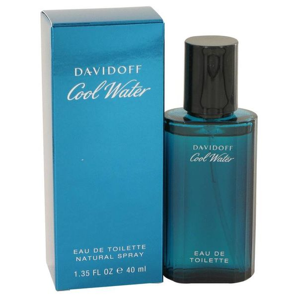 Davidoff Cool Water Men eau de toilette spray 40 ml