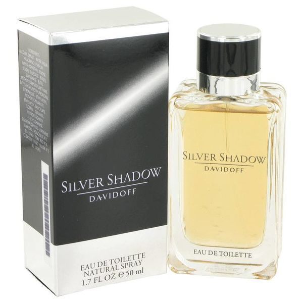 Davidoff Silver Shadow Men EDT 50 ml